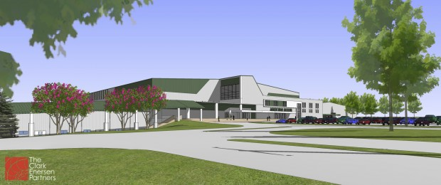 Lancaster Event Center proposal