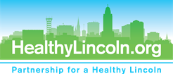 Partnership for a Healthy Lincoln logo
