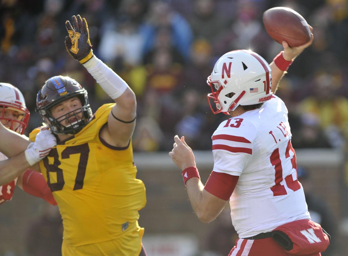 Nebraska vs. Minnesota, 11/11/17