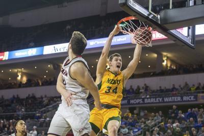 SUM N Dakota St Omaha Basketball