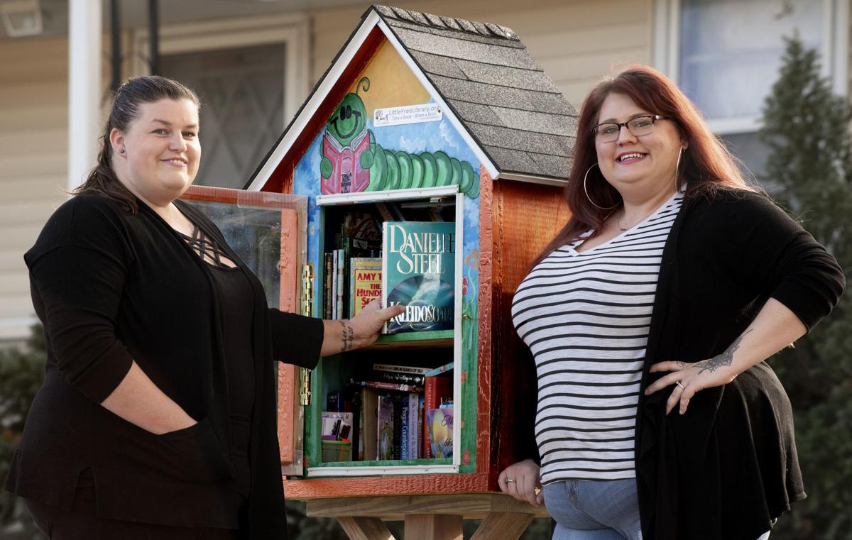 Little Free Libraries, 12.4
