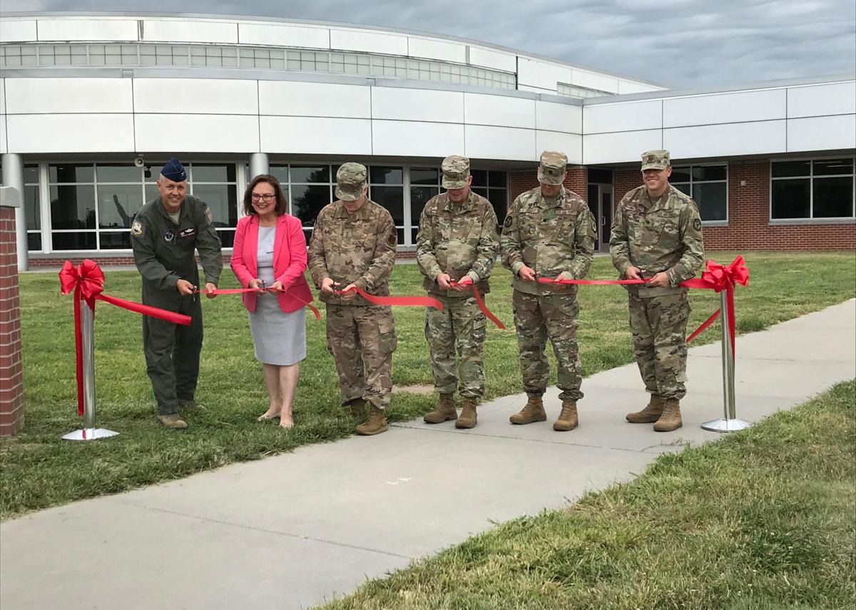 Welcome Home Troop: Ribbon Cutting