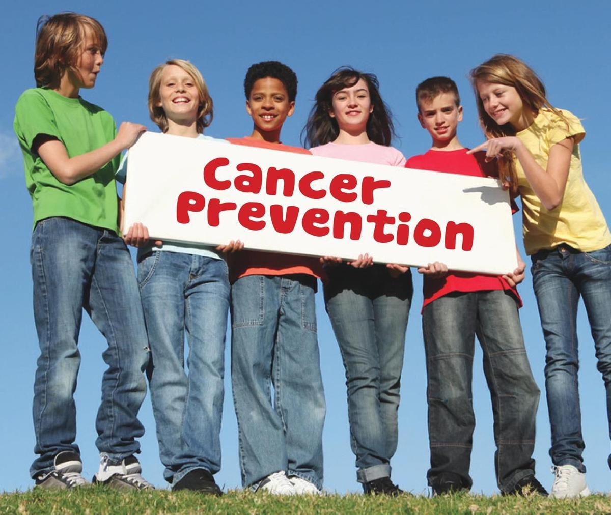 cancer prevention - kids
