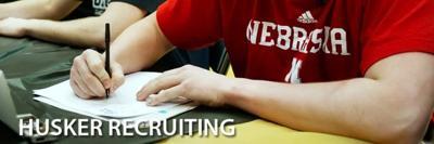 Husker recruiting logo