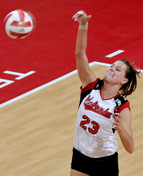 NU volleyball season has postseason feel | Volleyball ...