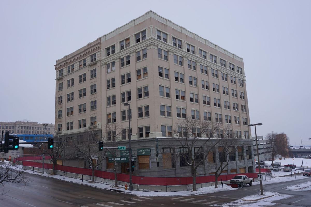 Logan Building
