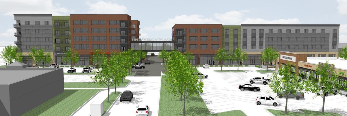 48th and Leighton redevelopment plan