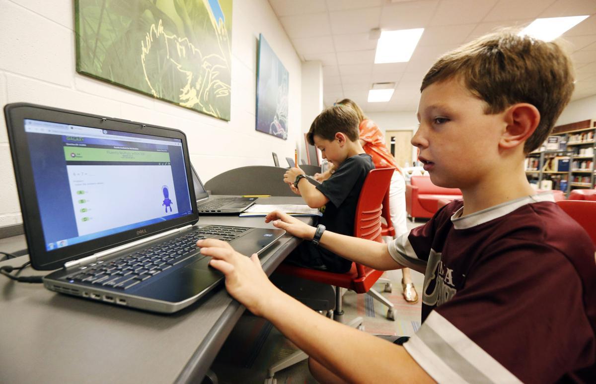 Digital Divide Homework Gap