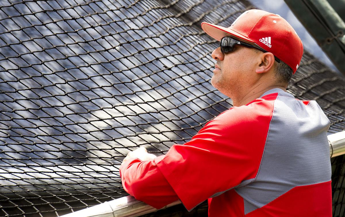 Nebraska's Big Ten Baseball Tournament Practice, 5.24.16