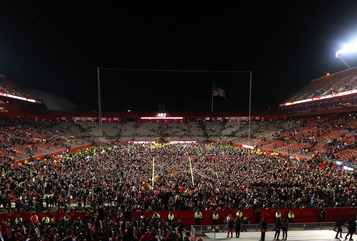 Michigan Rutgers Football