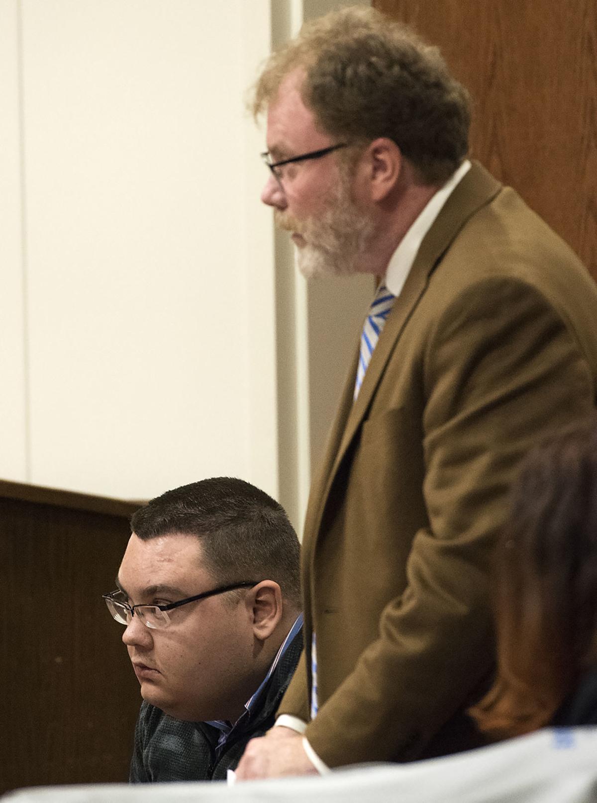 Cody Riddle sentencing