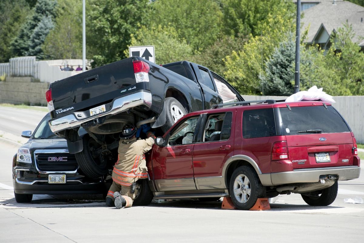 3-vehicle wreck reported at 70th and Old Cheney | Crime and