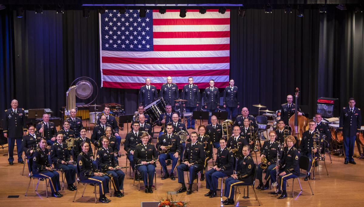 43rd Army Band to perform Jan. 31