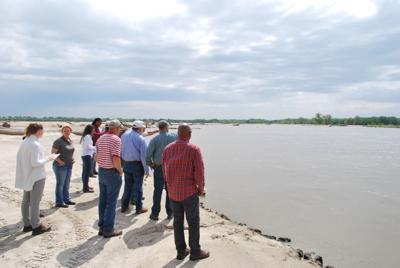 Platte River flooding