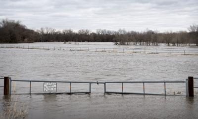 Flooding in Ashland Area, 3.14