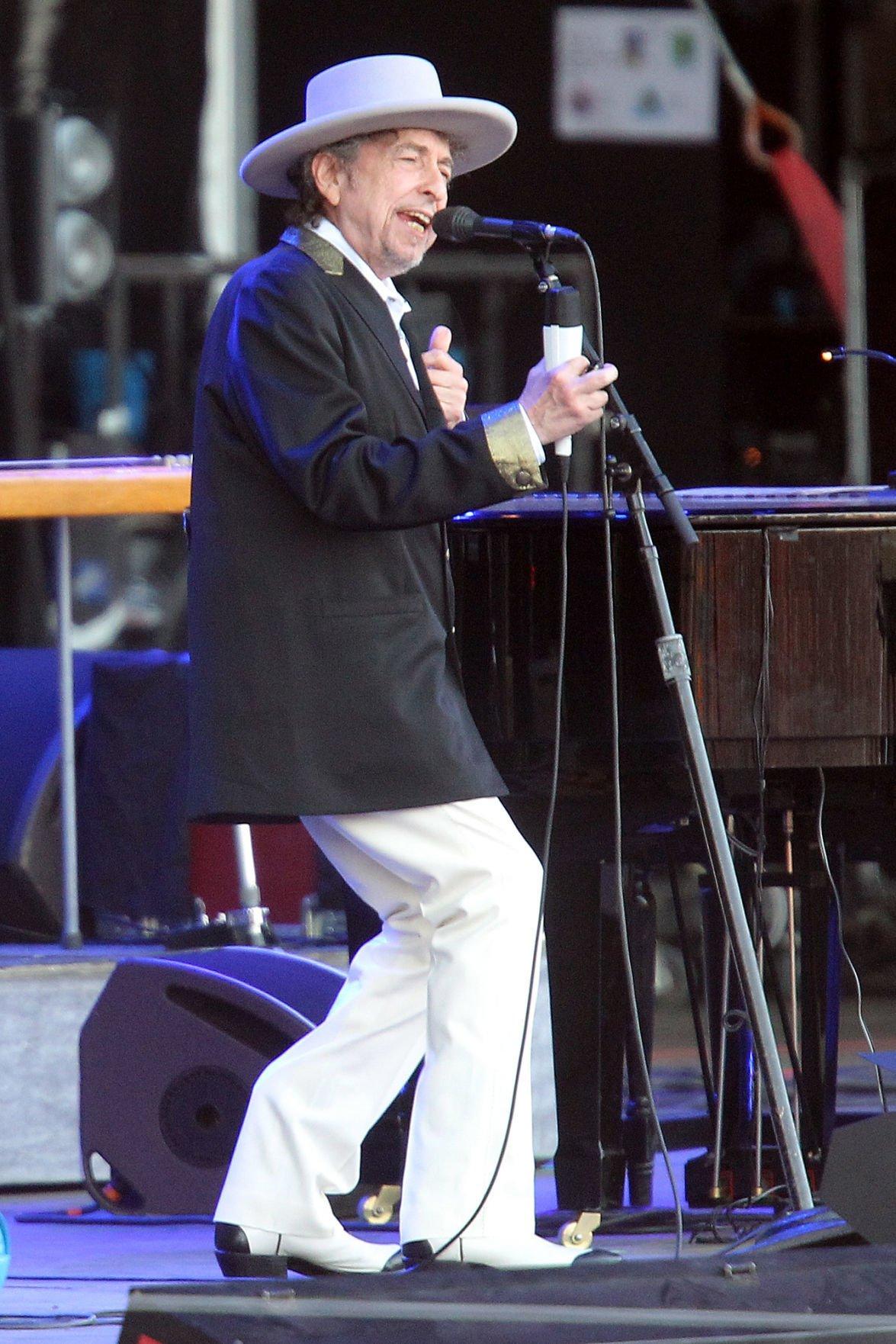 Bob Dylan - Oct. 19
