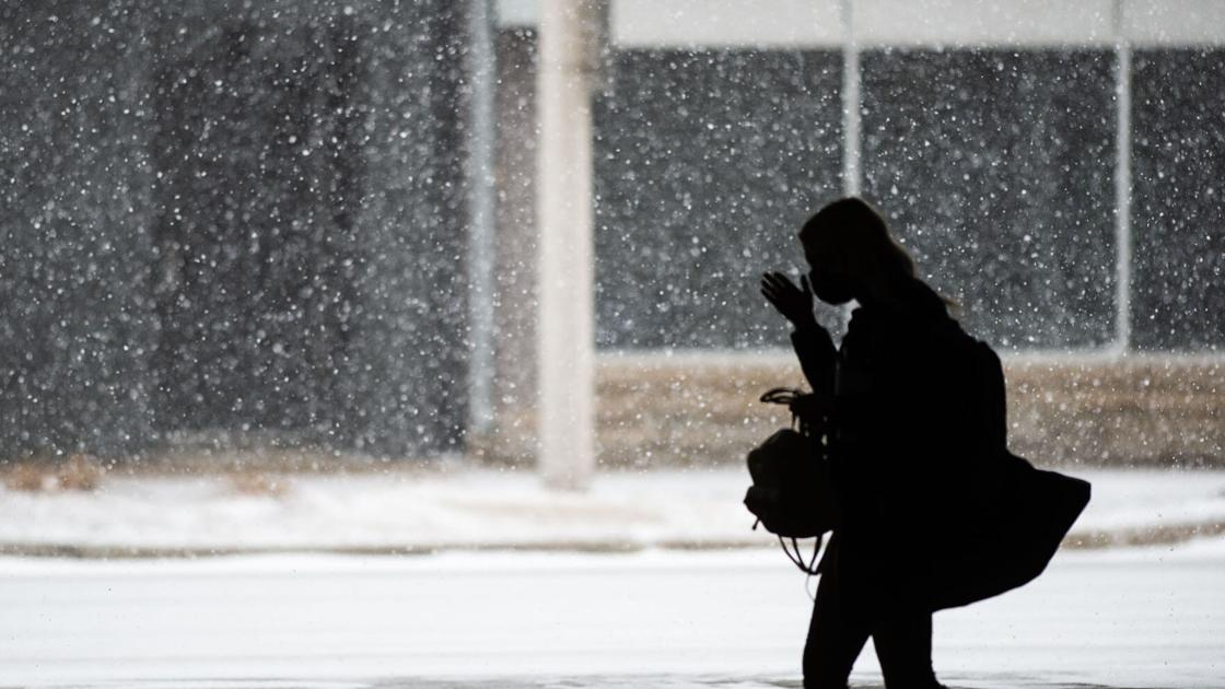 Winter storm watch issued for much of Nebraska; Lincoln could see 4-6 inches of snow