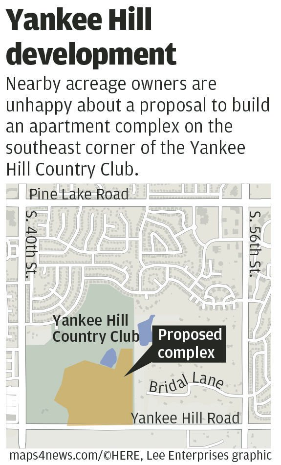 Yankee Hill development