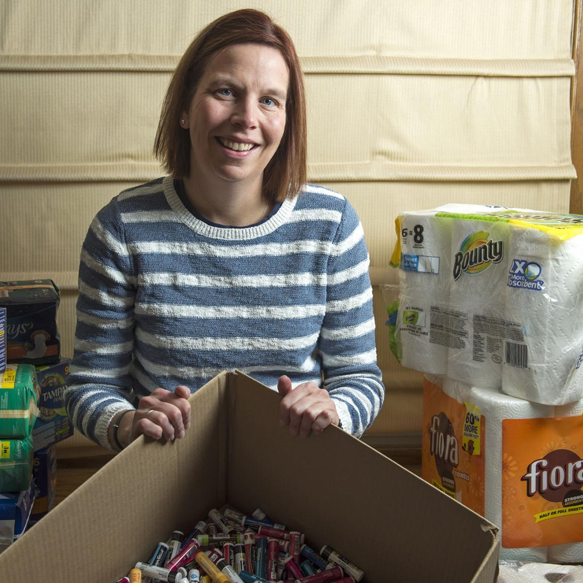 Donation drive targets chapped lips — a nagging winter problem for