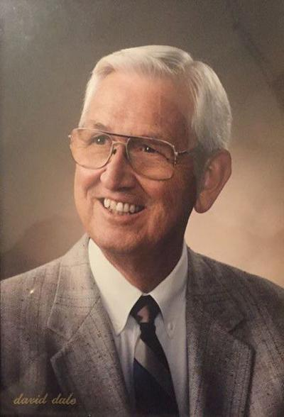 Dr. Robert Bob Bruce Synhorst