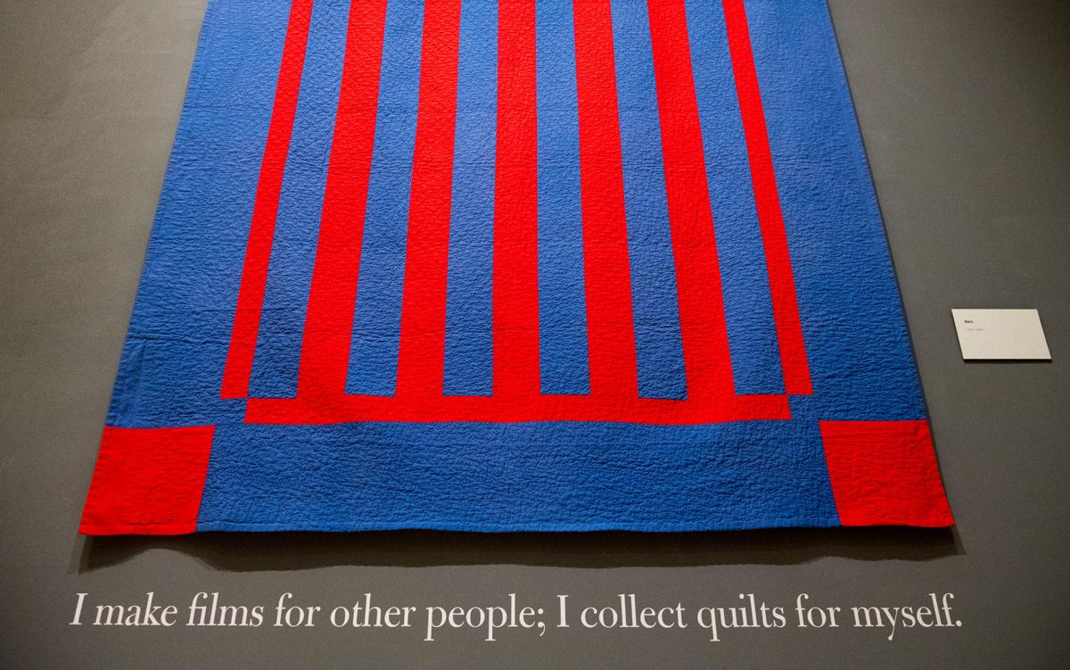 Uncovered Brings Quilts Of Documentary Filmmaker Ken Burns To