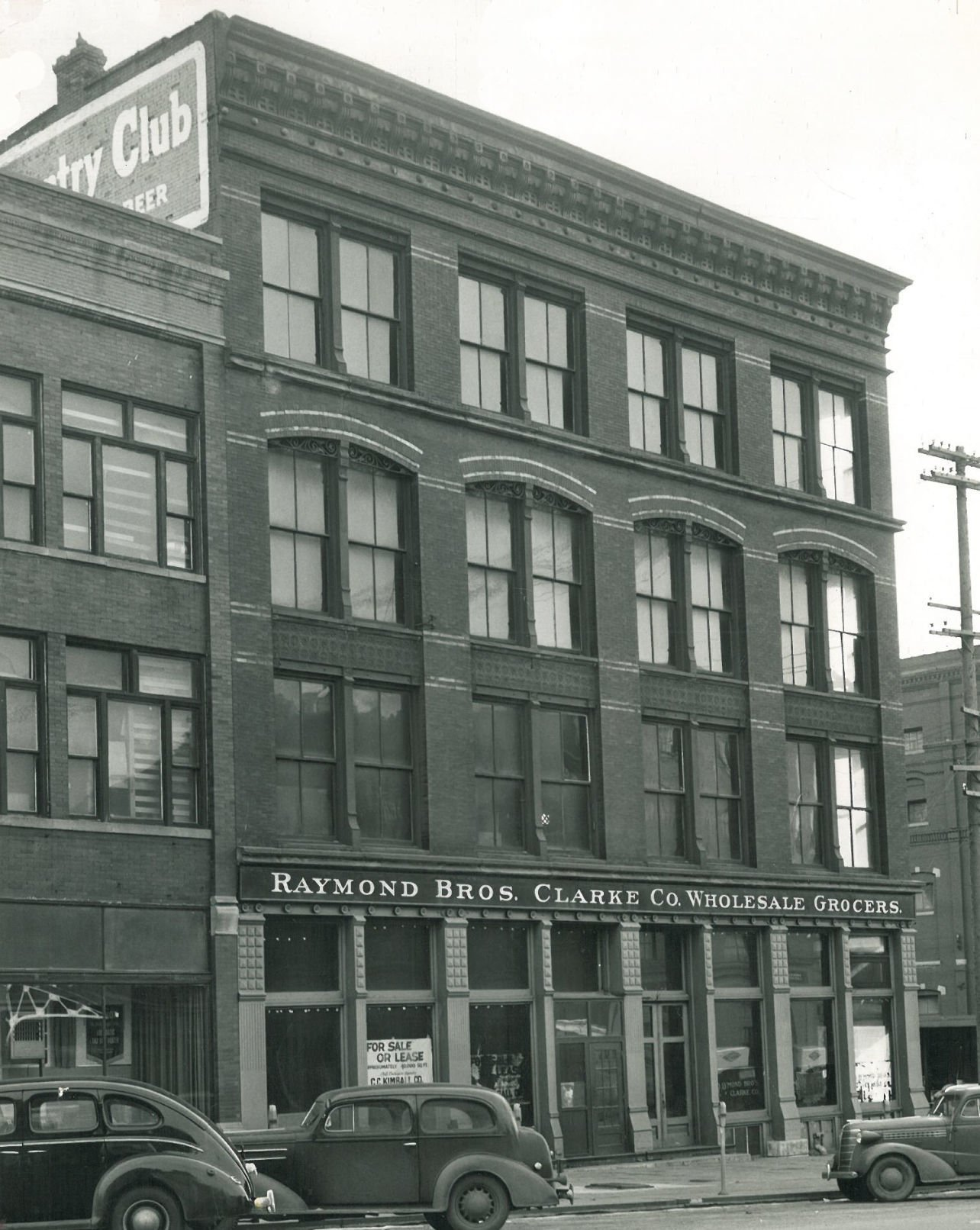 Raymond Brothers Building Haymarket redevelopment project would