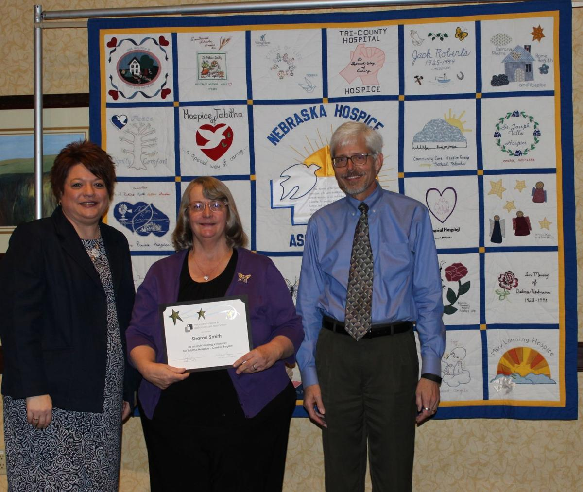 Volunteering In Lincoln Ne: Tabitha Hospice Volunteer And Staff Member Spotlighted