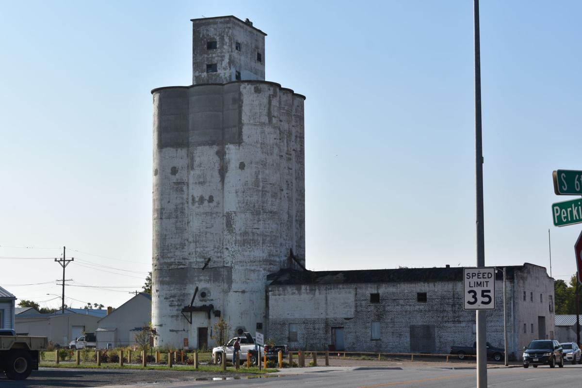 Grain Elevator Along US In Beatrice To Be Demolished - Us grain elevator map