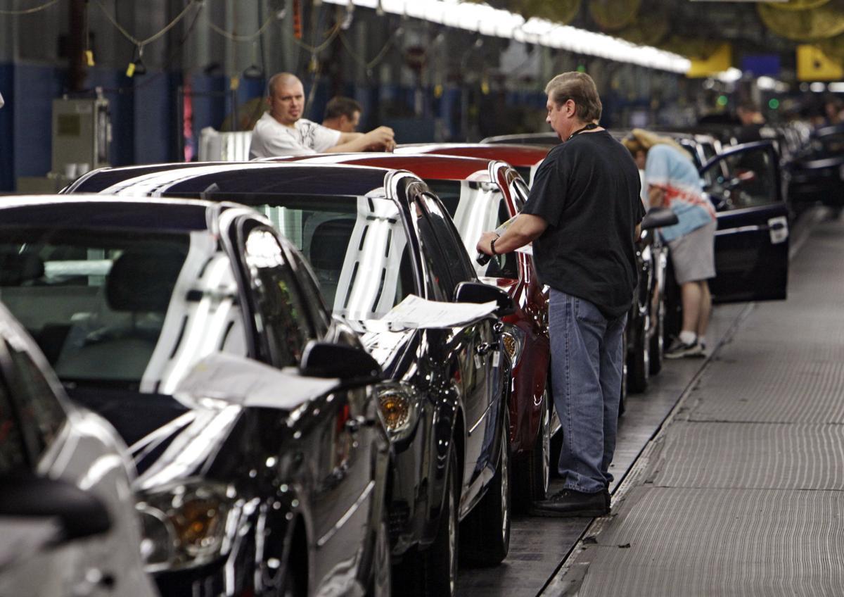General Motors Ohio