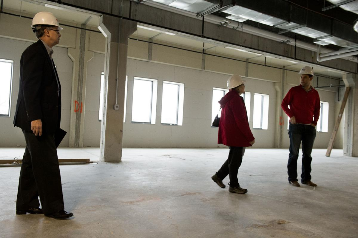 Transformation of old jail nearly complete | Local
