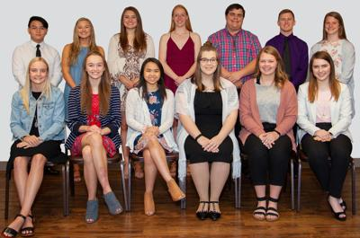 Area students awarded Butherus, Maser & Love scholarships