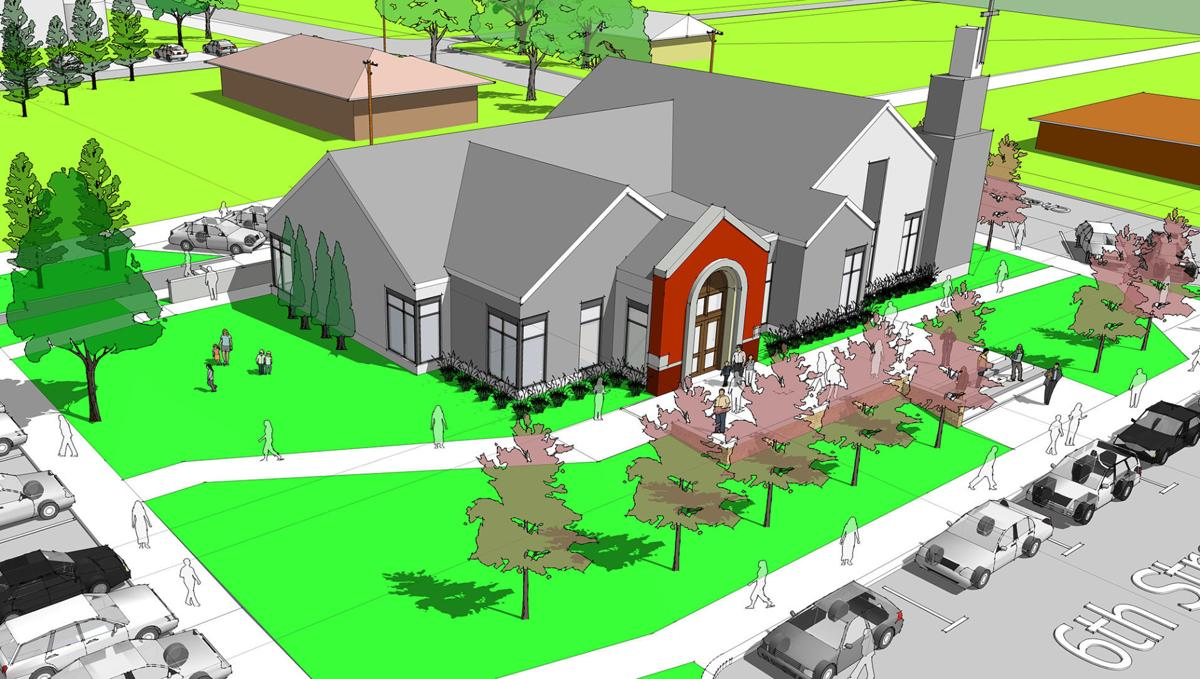 Syracuse church to begin construction of new building for Plan and print syracuse