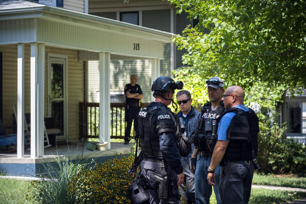 Police Officer Shot, 8.26