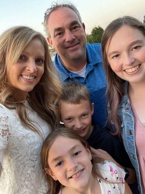The Warrington family
