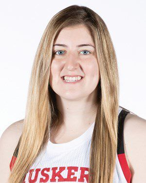 Kate Cain, Nebraska basketball