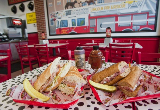 Firehouse Subs Enters Lincoln Market