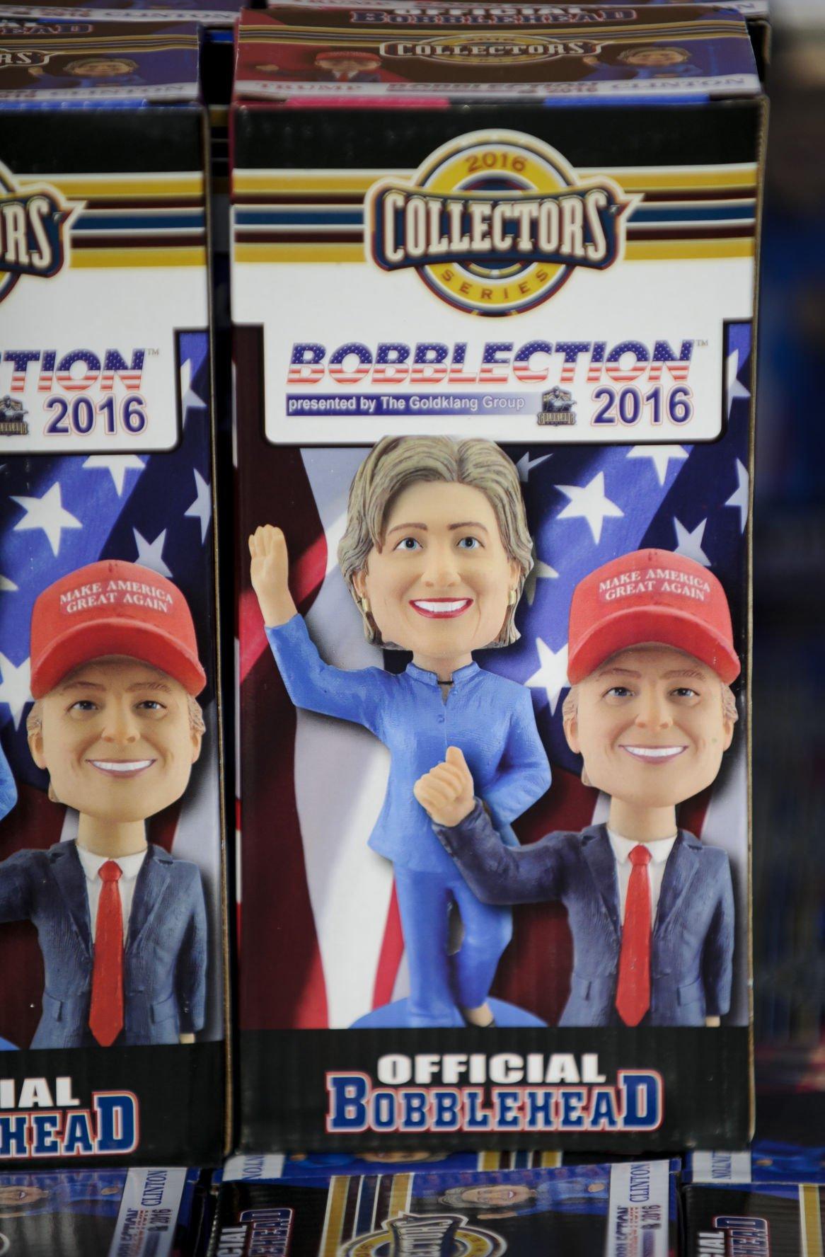 Bobble Head Election