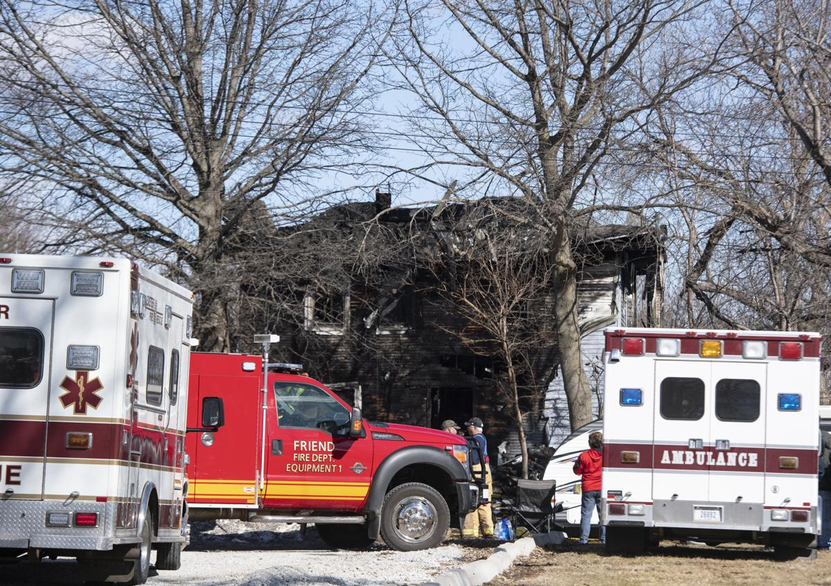 House fire, 3.16