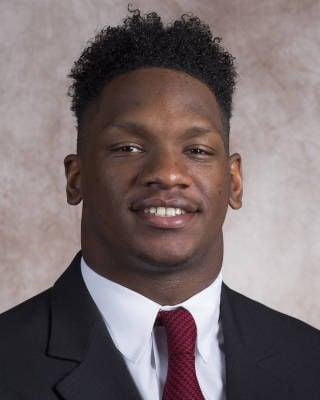 Mohamed Barry, NU linebacker