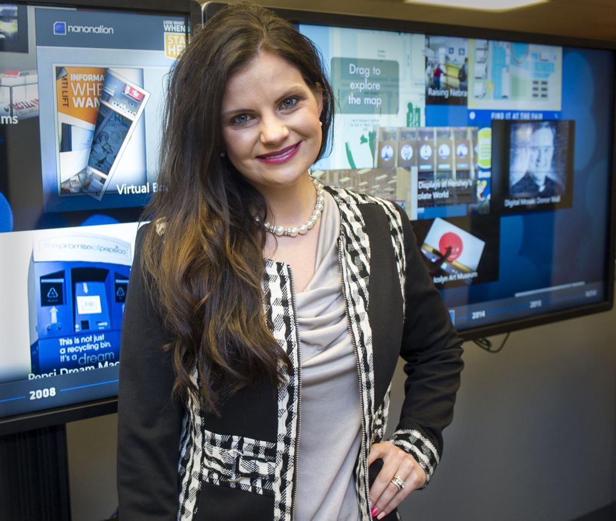 AshLea Allberry, VP at Nanonation