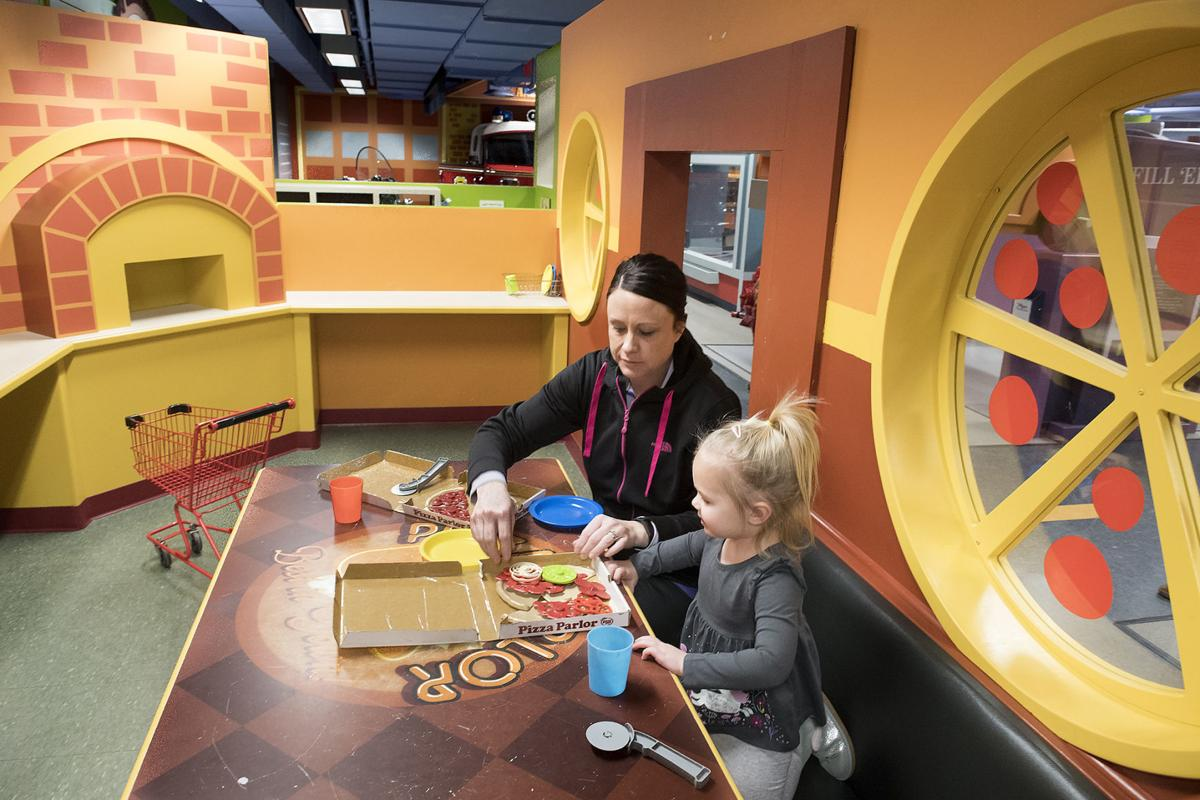 Lincoln Children's Museum renovations