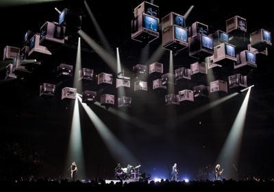Metallica at the Pinnacle Bank Arena, 9.6.18