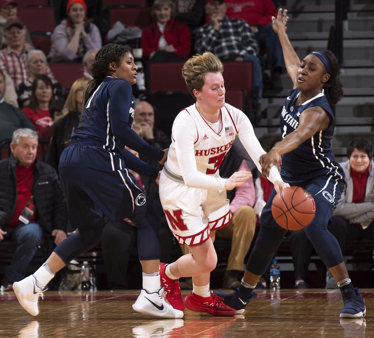 With win No. 20, Nebraska women clinch top-four seed for ...