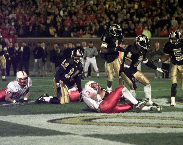 Matt Davison catch, 11.8.97