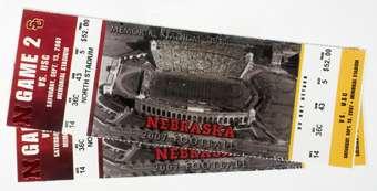 Husker Tickets