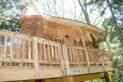 Louisville-area treehouse to be featured on 'Treehouse Masters ... on