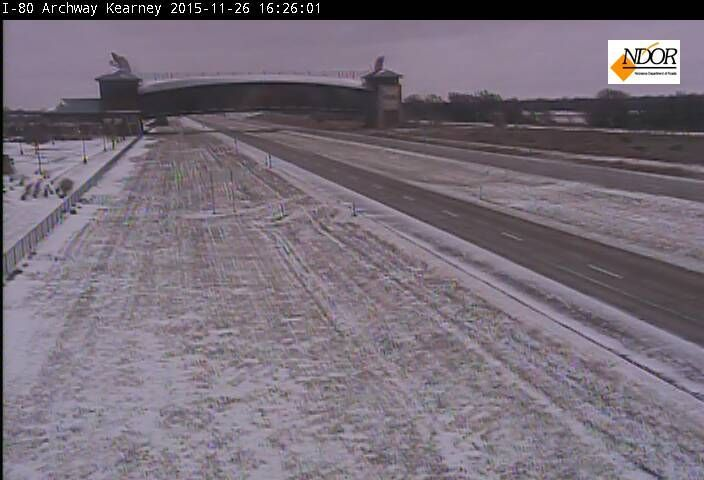 Duesenberg in Mason car on rural road near Kearney