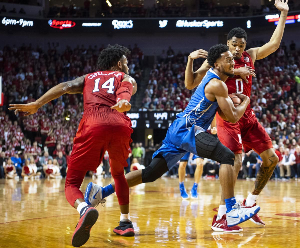 Creighton vs. Nebraska, 12.8