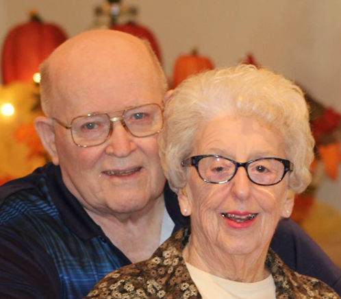 65 years of wedded bliss