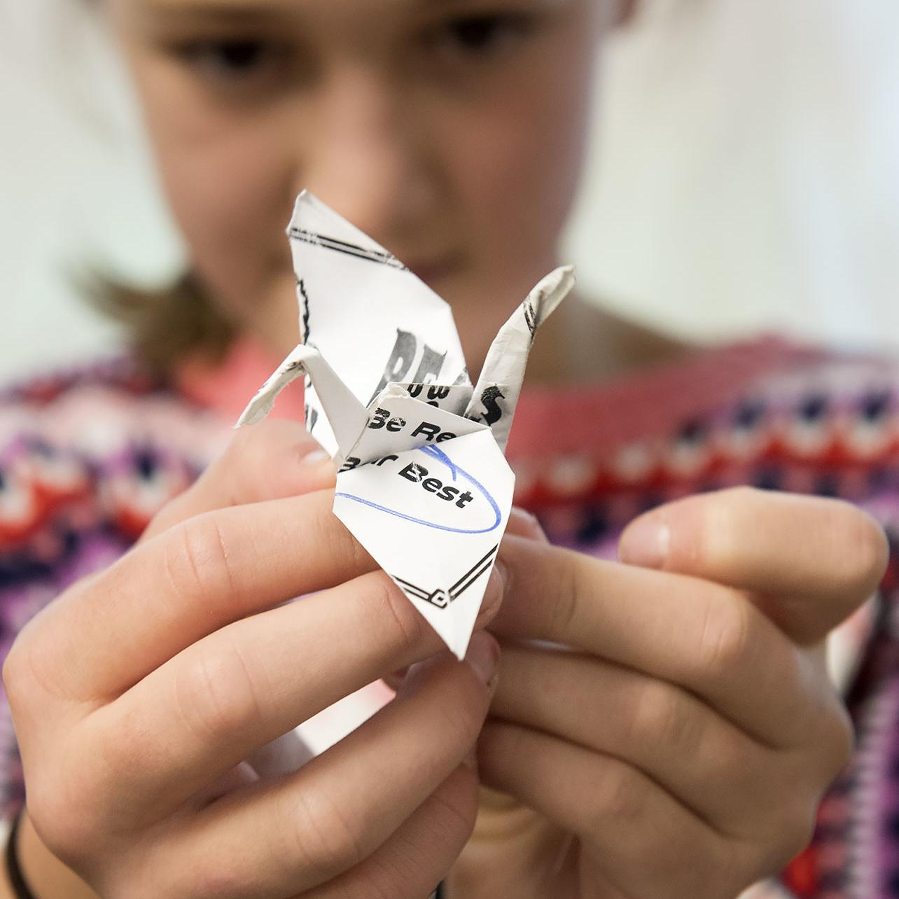 How to Make a Paper Crane : 16 Steps (with Pictures) - Instructables   1284x1284